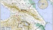 아제르바이잔 지도