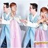 개그우먼 김혜선-스테판 부부 '우리 자기 세뱃돈? 노노~' [포토엔HD]