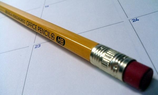 연필의 사각거리는 그 느낌이 좋다.