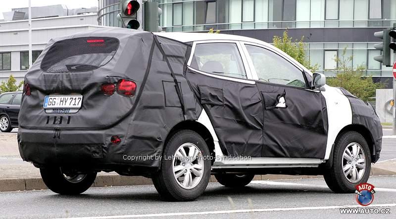 Hyundai 2010 Tucson (BM)