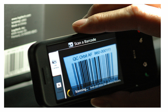 Google Android Apps - ShopSavvy with Barcode Recognition