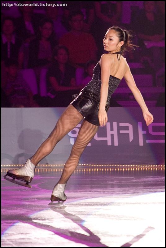 '현대카드슈퍼매치 Ⅶ - '08 Superstars on Ice'  2부. 안도 미키 (安藤美姫)