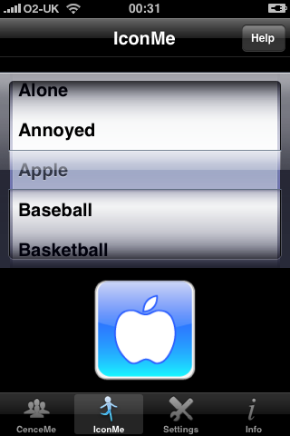iPhone Apps - CenceMe