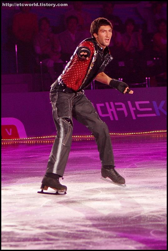 '현대카드슈퍼매치 Ⅶ - '08 Superstars on Ice'  2부. 에반 라이사첵 (Evan Frank Lysacek)