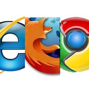 IE vs Firefox vs Chrome