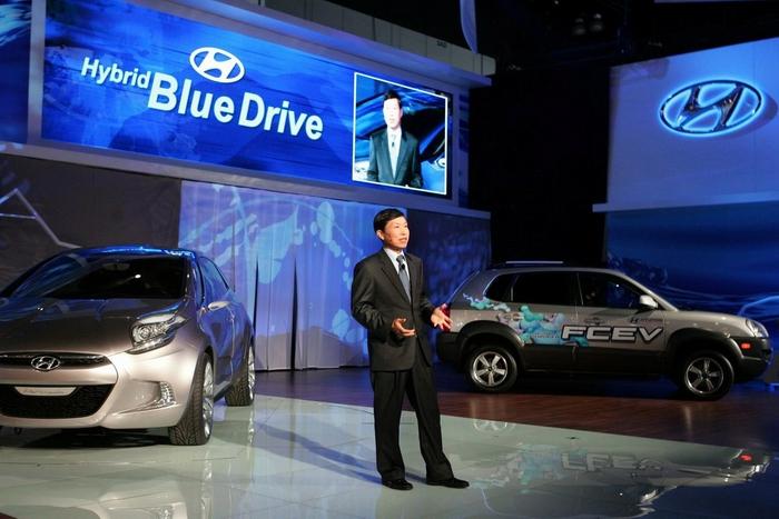 Hybrid Blue Drive