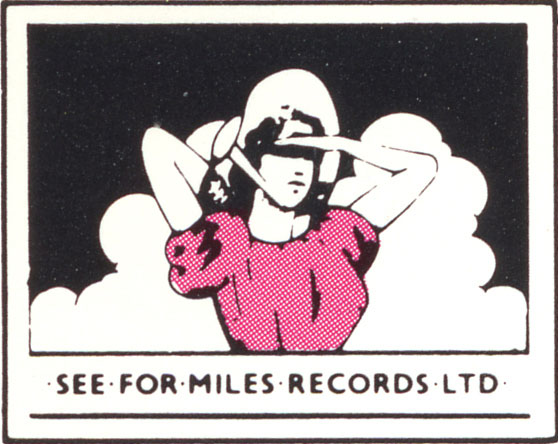 See For Miles Records. 로고