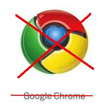 No Chrome in Syria, Iran, Cuba, Sudan, North Korea