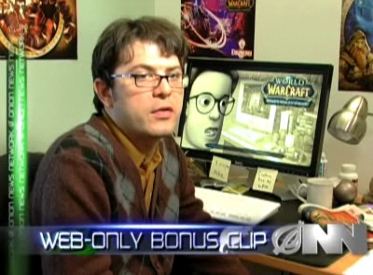 World of World of Warcraft, from Onion News Network