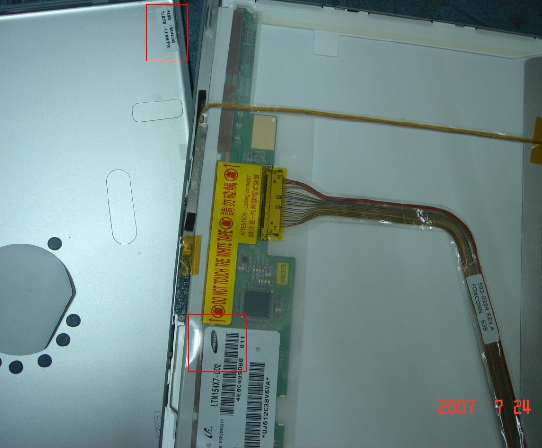 macbook pro panel