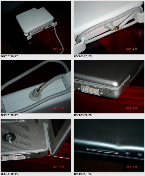 macbook hurted