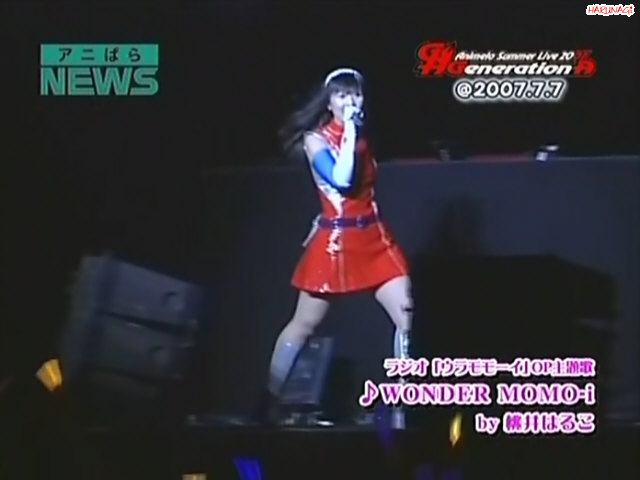 Animelo2007 - Momoi Haruko