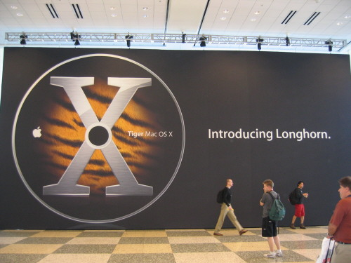 introducing longhorn