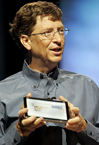 Bill Gates @ WinHEC 2005