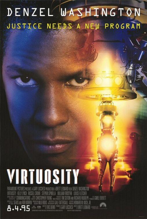 킬링 머신_Virtuosity (1995년 作)
