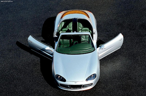 Daewoo Bucrane concept
