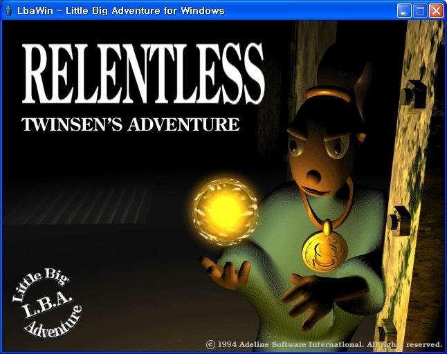 RELENTLESS : Twinsen's Adventure