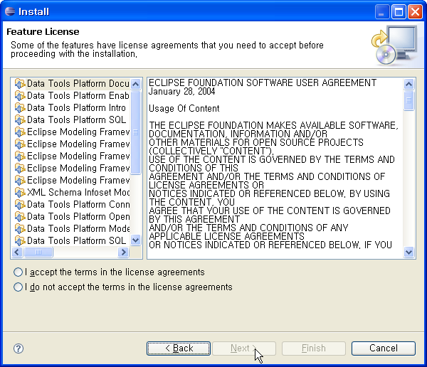 Feature License Agreement