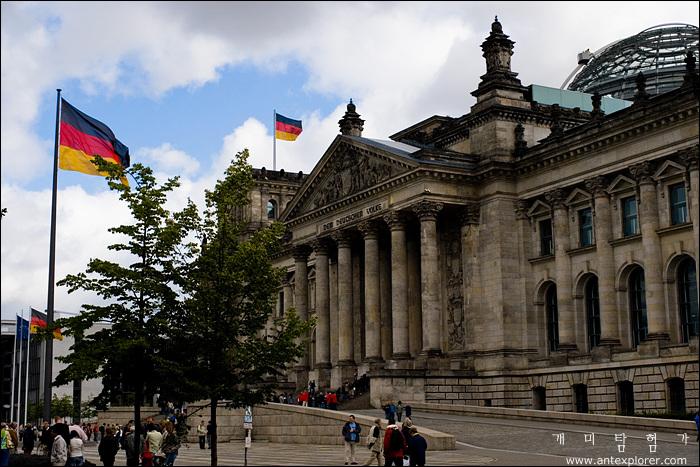 제국의회의사당 (Reichstag)
