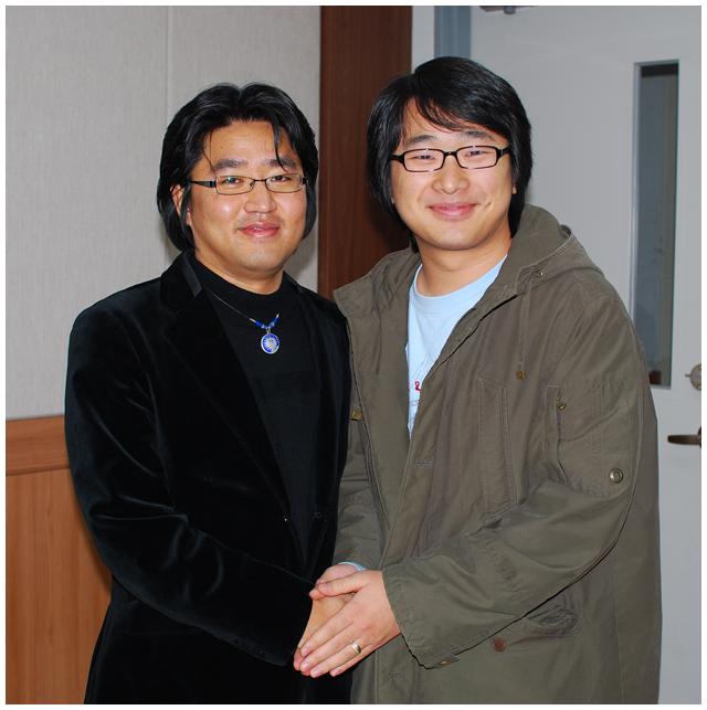김한민 감독님과 함께