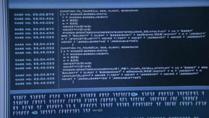 Stargate에 나온 JavaScript 코드