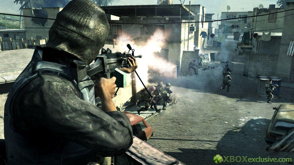 Game: Call of Duty 4