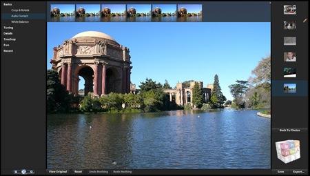 Adobe Photoship Express Screenshot