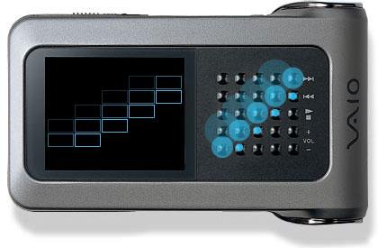 Sony VGF-AP1 with G-Sense