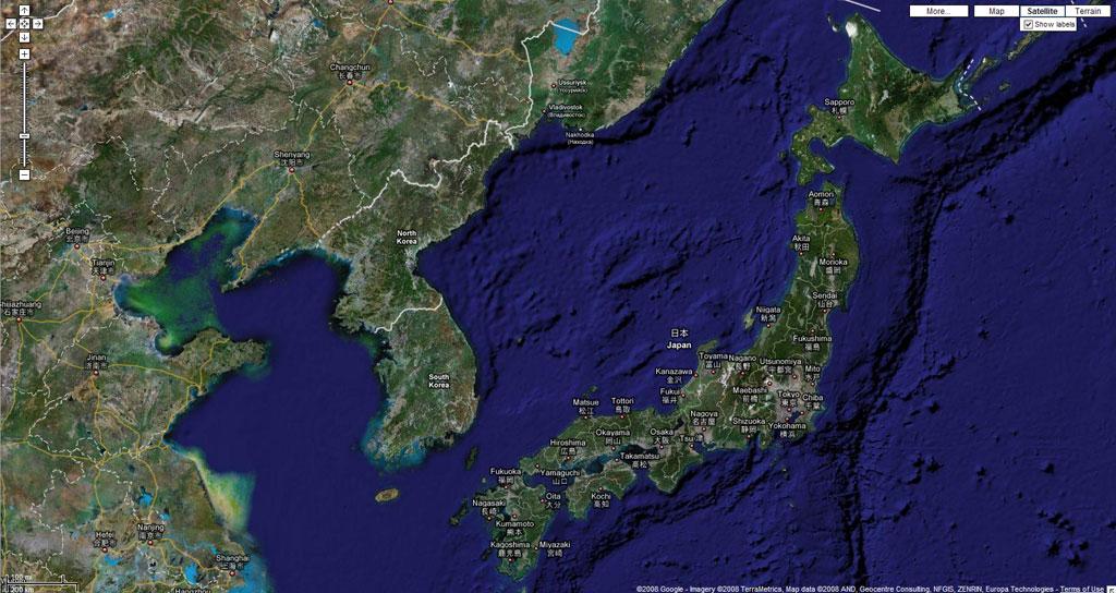 구글 지도 서비스