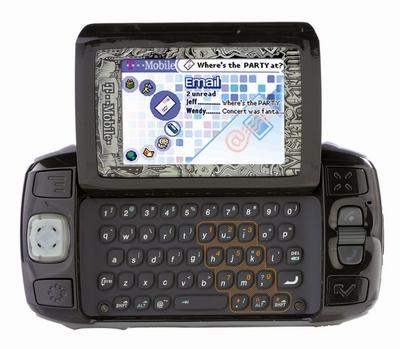 Sidekick 3 from Danger & T-Mobile