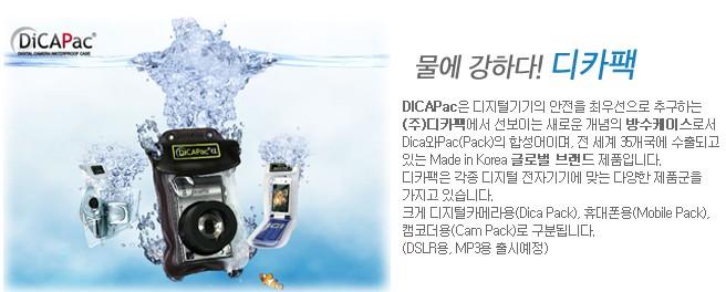 출처 : www.dicapac.com