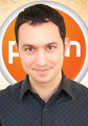 Matias Duarte, UI designer of Sidekick, Helio, and Next-Gen Palm OS