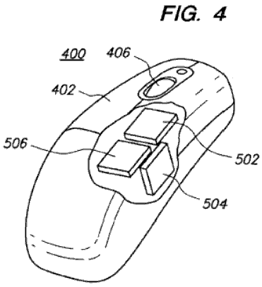 Images from Hillcrest Labs' core patent