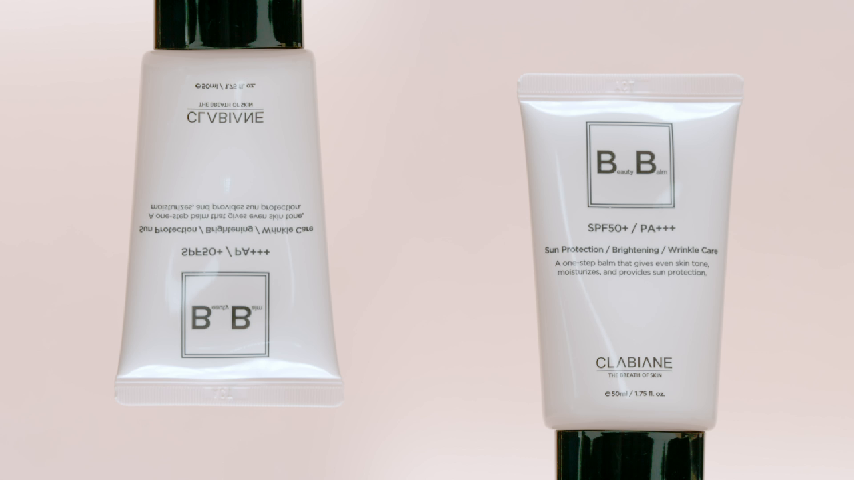 CLABIANE Beauty Balm Product concept_2