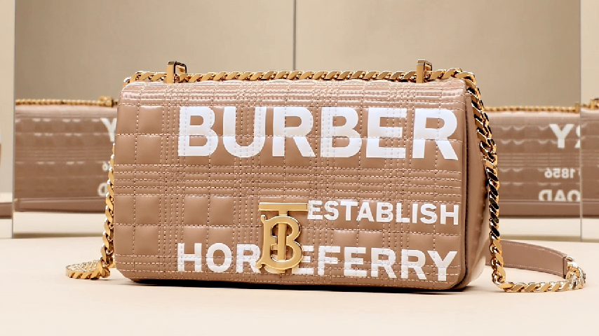 #BurberryPreAW20