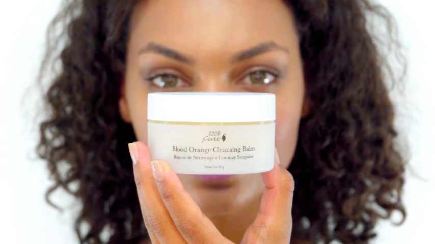 How-To- Blood Orange Cleansing Balm