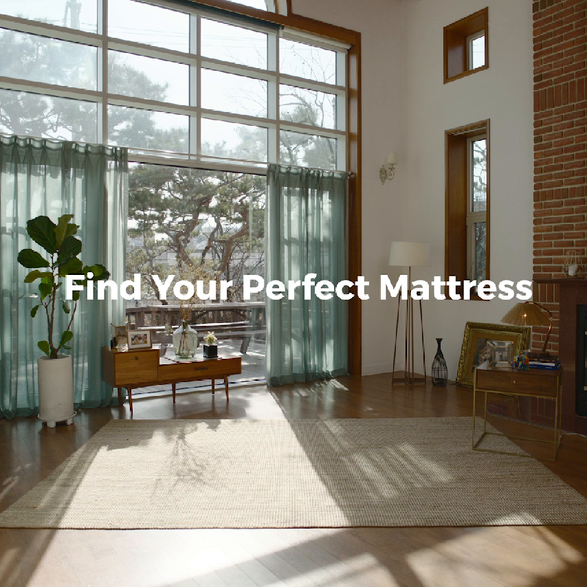 FIND YOUR FERPECT MATTRESS 본 영상_최종 버전