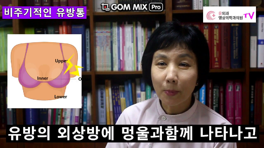 유방통증이란( what is the breast pain)