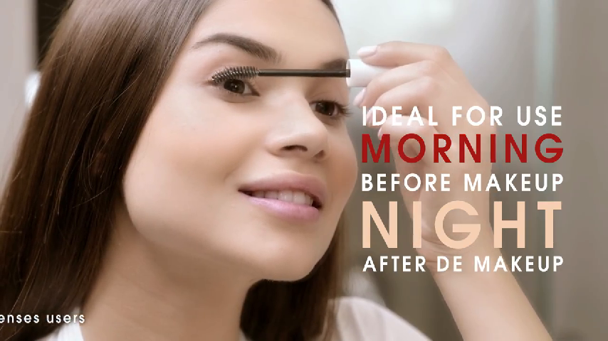 EYELASH & EYEBROW Treatment - ENG TV Commercial - by Foltene